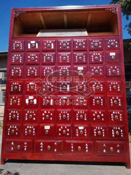 北京二手中药柜出售处理
